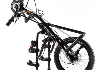 Quickie Attitude Hand Bikes