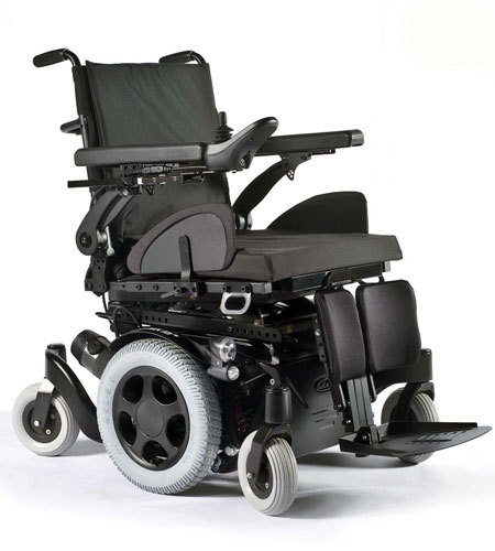 Mid Wheel Powered Wheelchairs