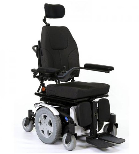 Invacare TDX SP2 Mid Wheel Drive Powerchair