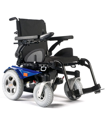 Rear Wheel Powered Wheelchairs