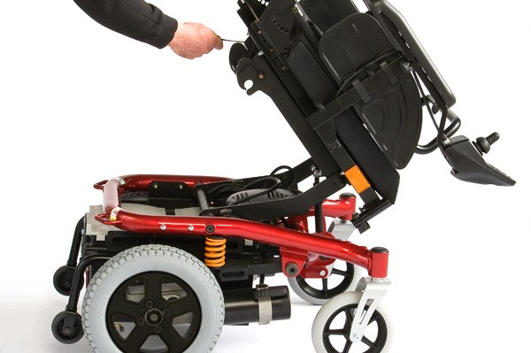 Invacare Powered Wheelchair Base