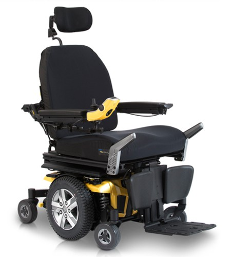 Quantum Q6 Edge 2.0 Mid Wheel Drive Powerchair