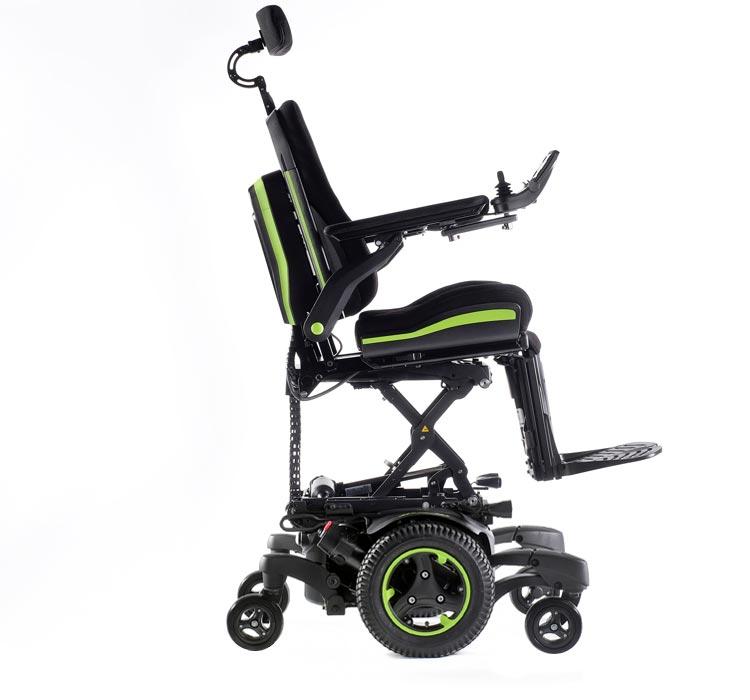 Quickie Powered Wheelchairs