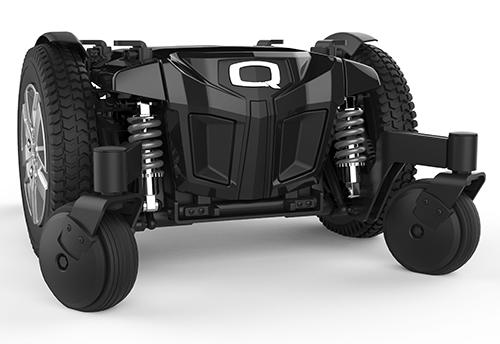 Quantum Q6 Edge 2.0 in Black