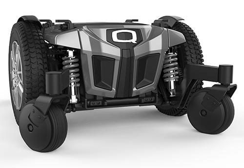 Quantum Q6 Edge 2.0 in Street Grey