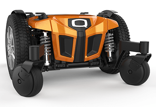 Quantum Q6 Edge 2.0 in Orange Crush