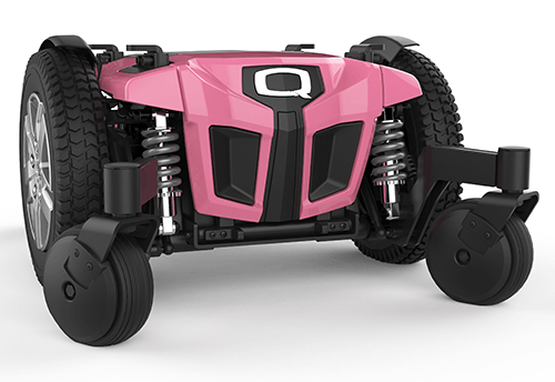 Quantum Q6 Edge 2.0 in Pink