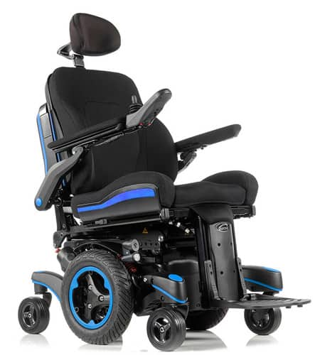 Quickie 700 Mid Wheel Drive Powerchair