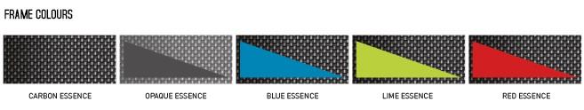 Progeo Noir Colour Chart