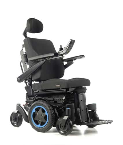 Jive M2 Sedeo Ergo Mid Wheel Drive Powerchair