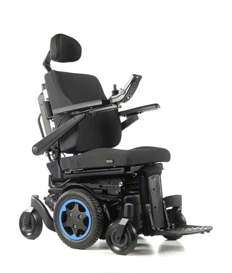 Q500 M powered wheelchair