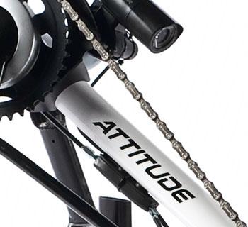 Lightweight Hybrid Handbike