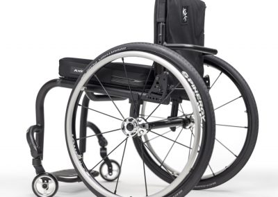 Rogue Wheelchair Backrest