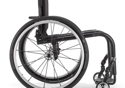 Rogue Wheelchair Side