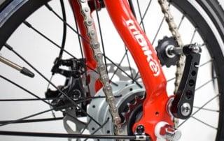 Triride Tribike Gears