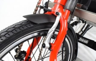 Triride Tribike Wheel