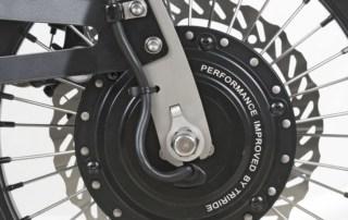 Triride Base Wheel