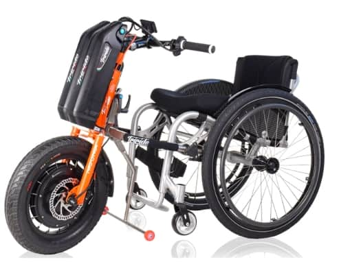 Triride MadMax Power Assist Trike for Wheelchairs