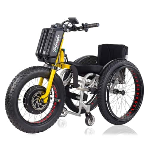 Triride T-Rocks Power Assist