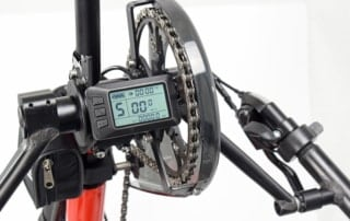Triride Tribike E LCD Screen