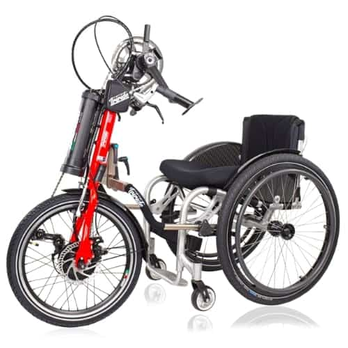 Tribike Electric Handbike