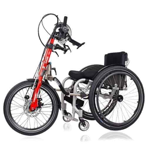Triride Tribike Handcycle