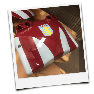 Aston Villa Football Wheelchair