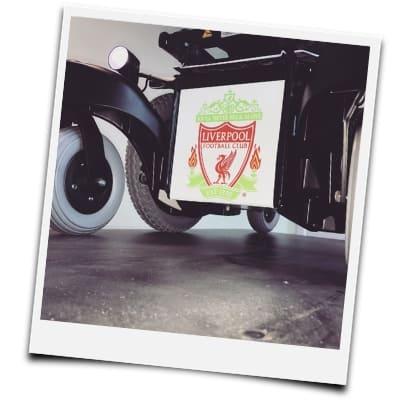 Liverpool Football Club Wheelchair