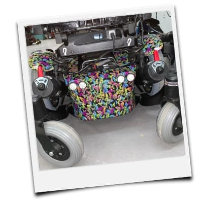 Customised Children's Wheelchair