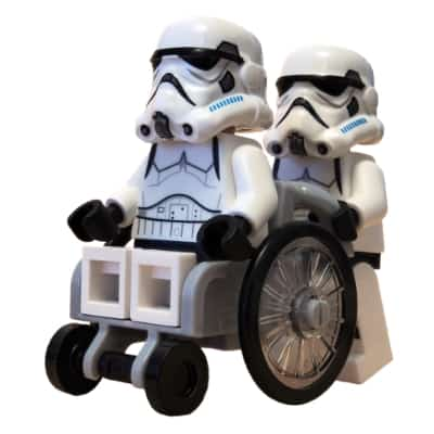 Star Wars Wheelchair