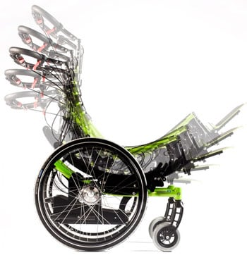 Zippie RS Rotate in Space Wheelchair