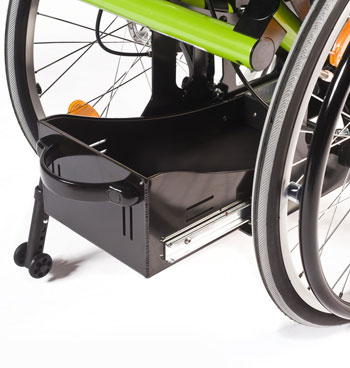 Zippie RS Wheelchair Additional Equipment