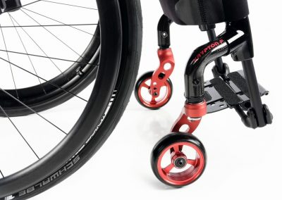 Krypton F Wheelchair Castors