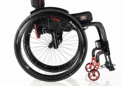 Krypton F Wheelchair Side View