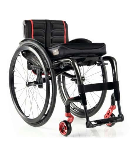 Krypton F FFolding Wheelchair