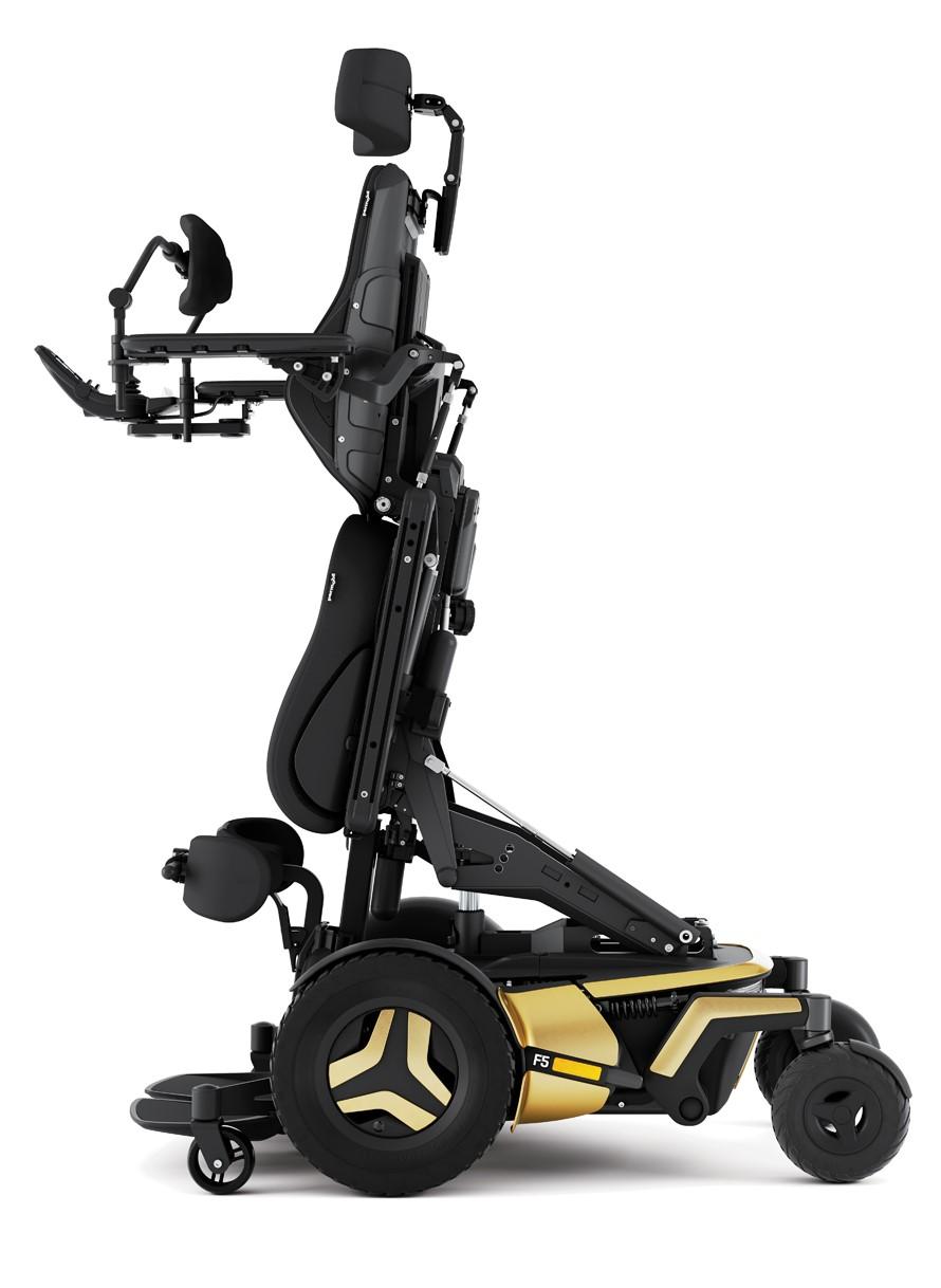 Invacare TDX SP2 Mid Wheel Drive Powerchair