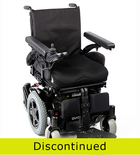 Salsa M2 Mini Mid Wheel Drive Powerchair