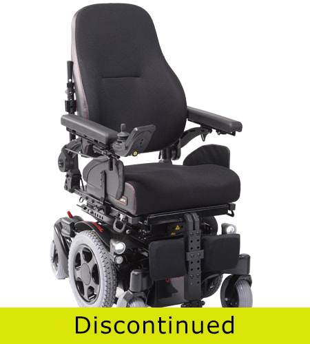 Salsa M2 Mini Redline MId Wheel Drive Powerchair