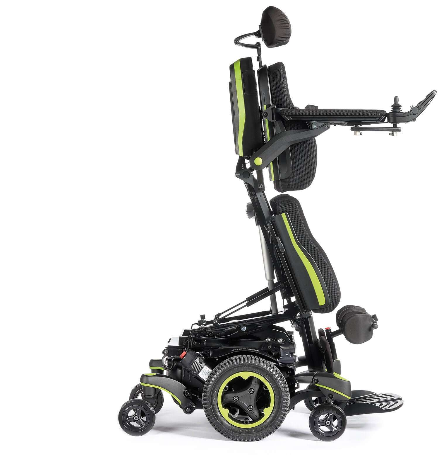 Quantum Q6 Edge 2.0 Mid Wheel Drive Powerchair